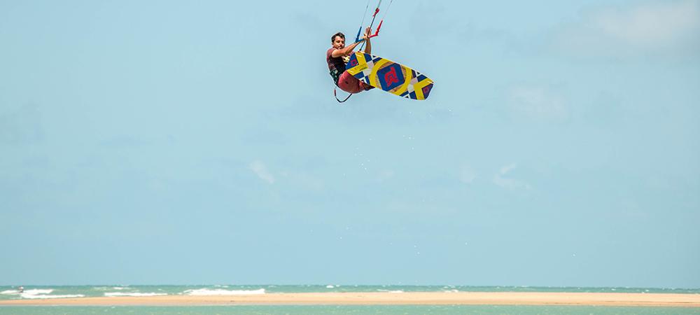 Aprenda a pular com kitexperiment