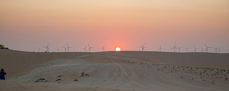 Dune brazil kitesurf