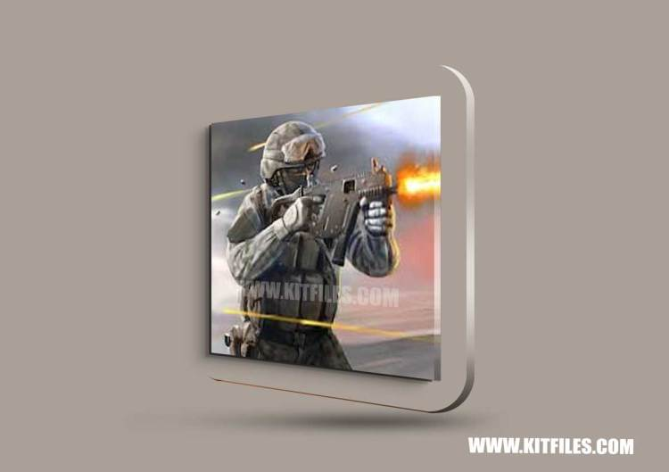Bullet Force 1.83.0 Apk + Mod (Infinite Grenades/Ammo) + Data Android