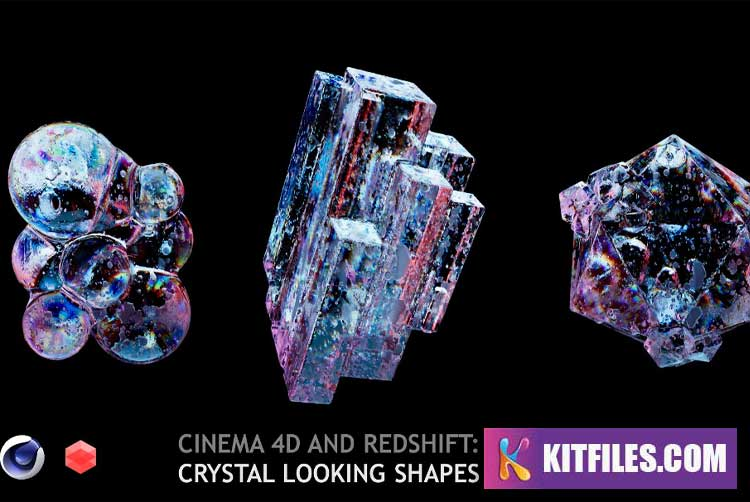 Start a free trial to continue this class Get Started for Free Cinema 4D and Redshift: Crystal Looking Shapes with Alexey Brin
