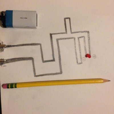 Can You Use A No 2 Pencil To Draw An Electrical Circuit