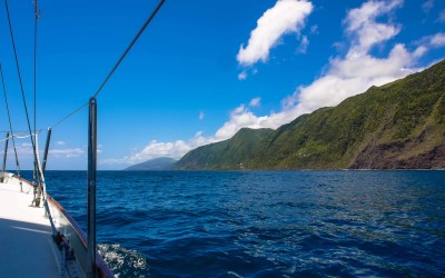 Video Blog: Day Sailing in the Subtropics