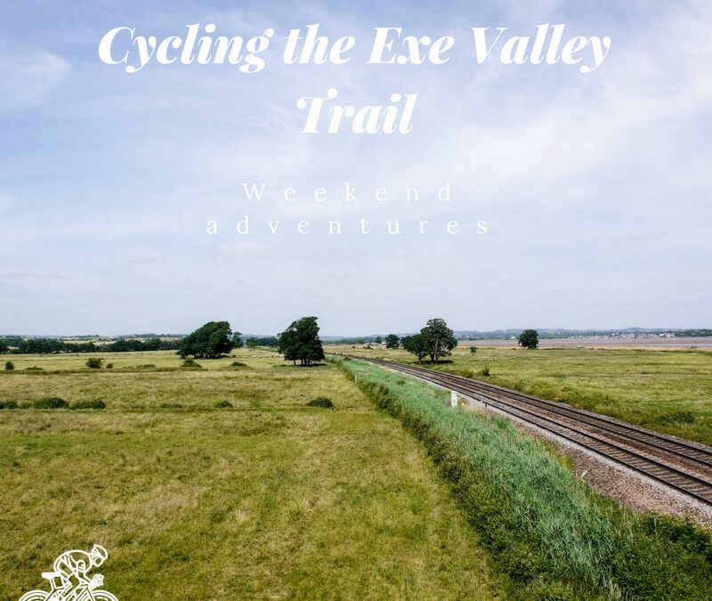 Cycling the Exe Estuary Trail – an impromptu peddle