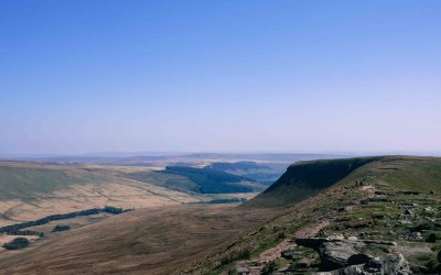 The Best Route Up Pen y Fan (if you'd rather avoid the crowds)