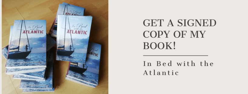 In Bed with the Atlantic Book
