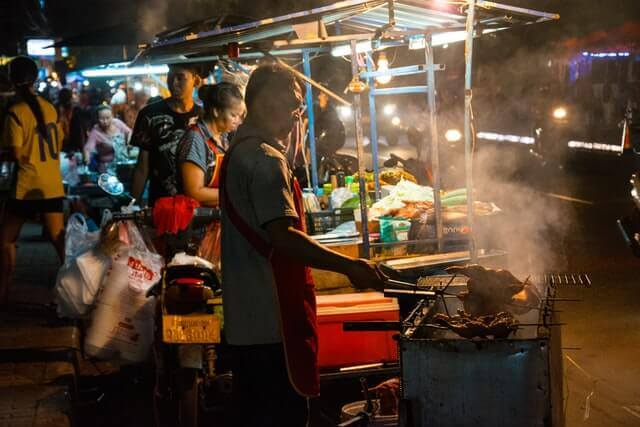 Exploring the Night Markets of Bali