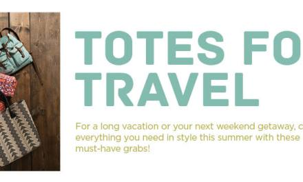 Totes For Travel