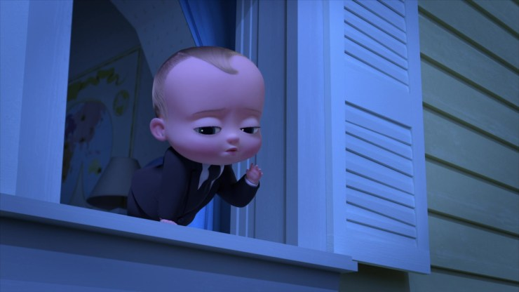 Patron Bebek - The Boss Baby | 2017 (6.3 IMDB)