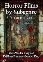 Horror Films by Subgenre