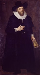 Portrait of Edward Alleyn