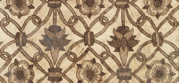 Floral Pattern large