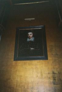 Photograph of Marlowe Portrait