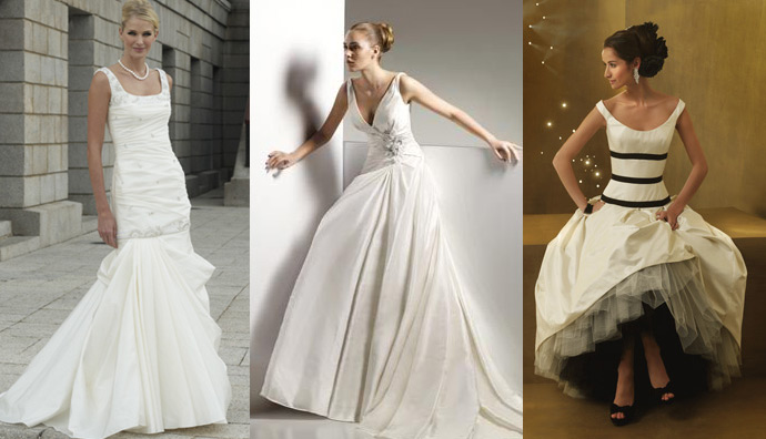 Finding The Best Wedding Dress For Your Hourglass Shape