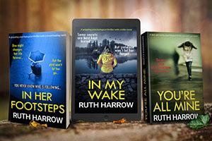 Ruth Harrow author image