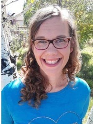Cori Cooper, author
