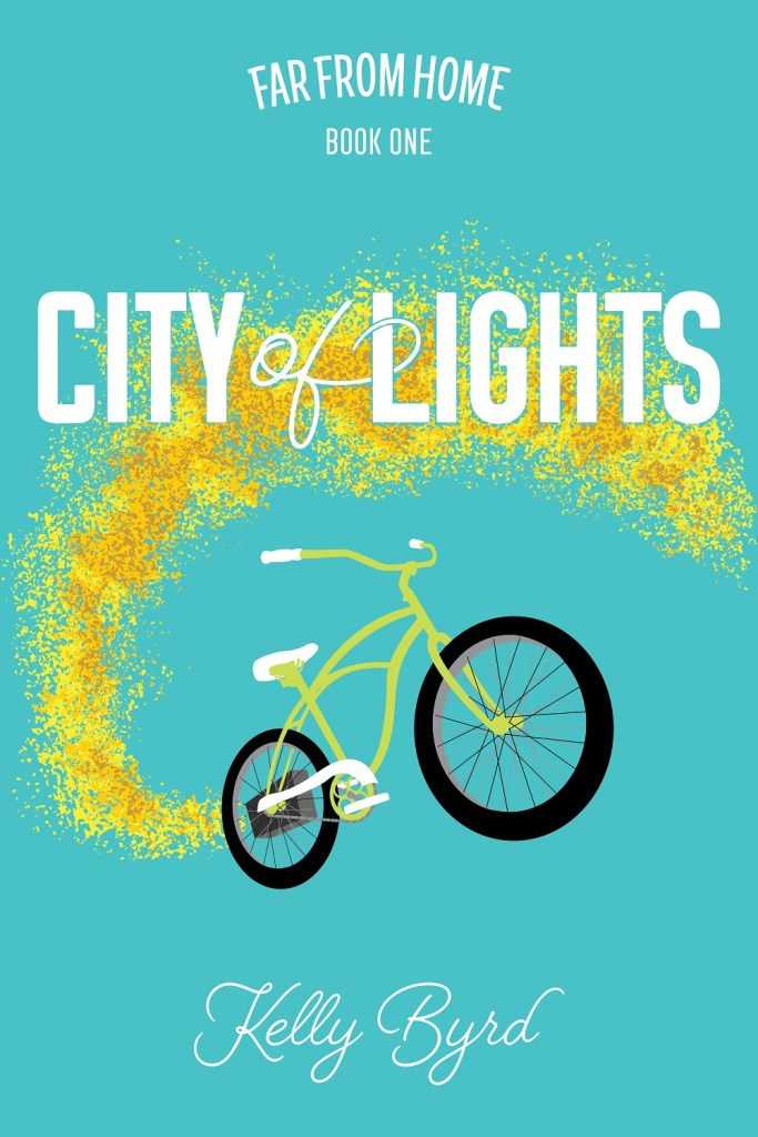 cover of City of Lights by Kelly Byrd