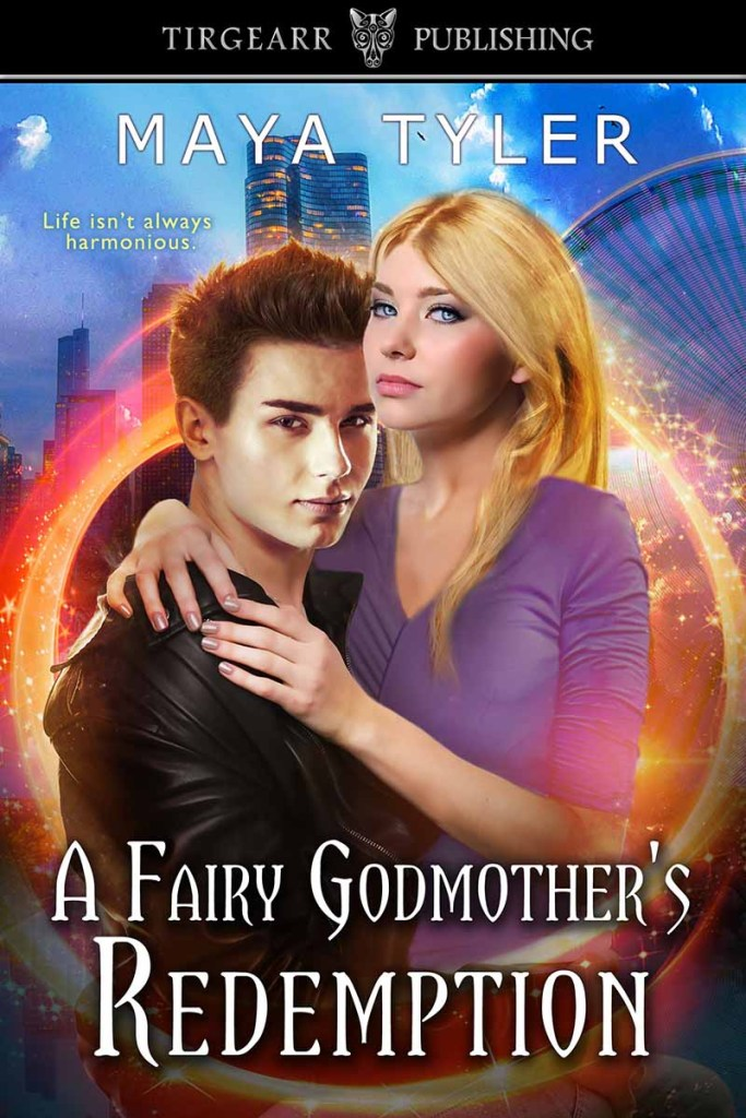 cover of A Fairy Godmother's redemption by Maya Tyler