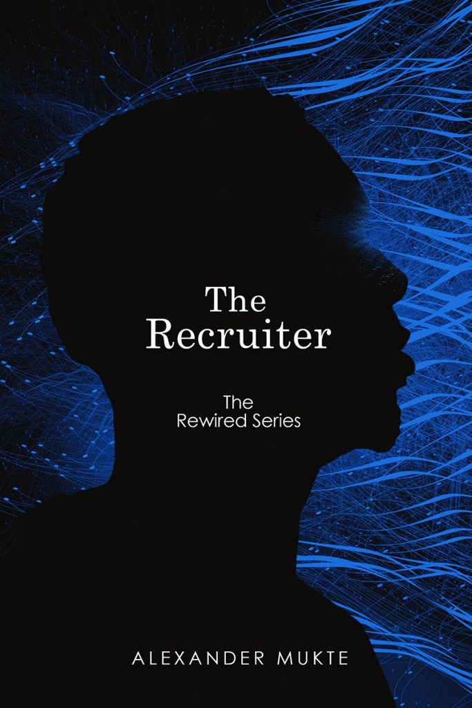 cover of The Recruiter by Alexander Mukte