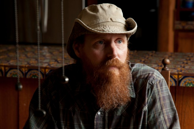 Above All Else follows East Texas landowner David Daniel as he fights the southern leg of the Keystone XL Pipeline. (Above All Else publicity still)