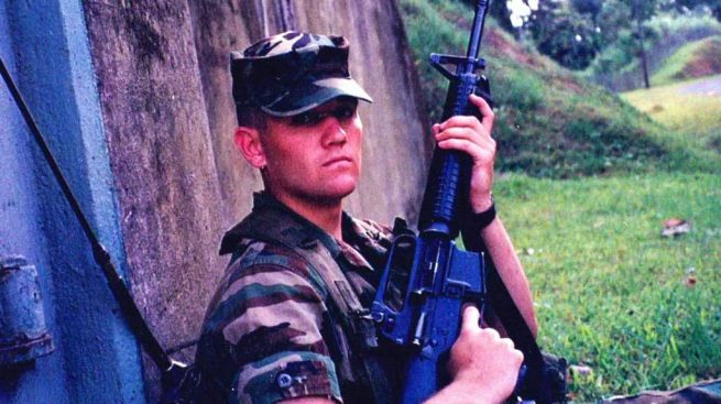 Sean Kiernan turned to cannabis treatment after an almost fatal struggle with PTSD.