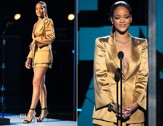 BET Rihanna