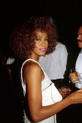 WHITNEY HOUSTON .15390. / 1992.NEW YORK New York, DEC 18, 1992(Credit Image: A© Judie Burstein/Globe Photos/ZUMAPRESS.com)
