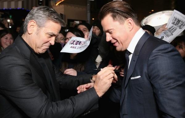 5 Channing Tatum George Clooney
