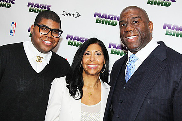 VIBE-E.J.-Johnson-Cookie-Johnson-and-Magic-Johnson