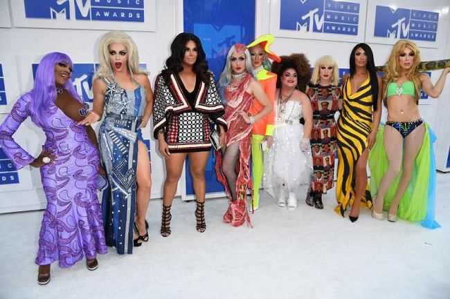 US-ENTERTAINMENT-MTV-VMA-ARRIVALS