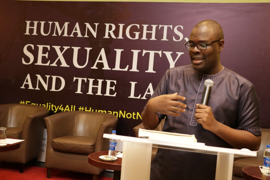 """""""But Who Have I Hurt If I Were Gay?"""" Chude Jideonwo's Must Read Equality Speech"""