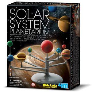 ערכת הכנת מודל פלנטריום של מערכת השמש 4M