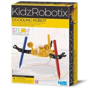 ערכת רובוטיקה לילדים – רובוט שרבוט 4M
