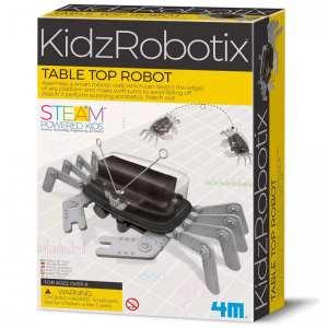 קיט רובוטיקה להרכבה רובוט שולחן ספיידר 4M