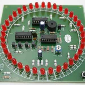 קיט אלקטרוניקה לתלמיד – גלגל המזל 36 ערכת הלחמה