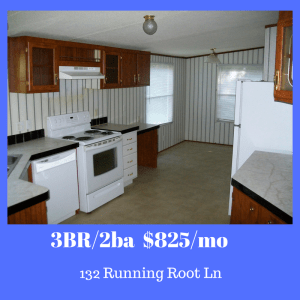 3 BR/2ba house for rent