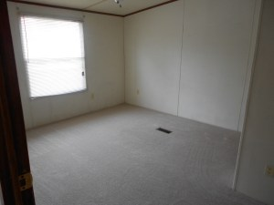 Master Bedroom of house for rent