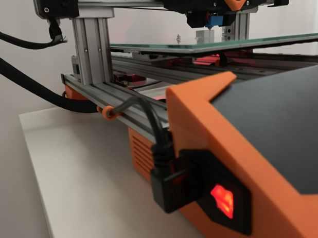 Test imprimante 3d magma