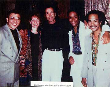 Lani Hall and Herb Alpert