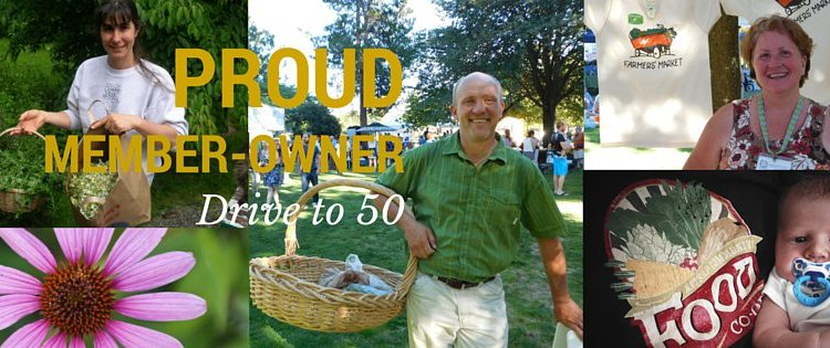 Proud Member-Owner Drive To 50