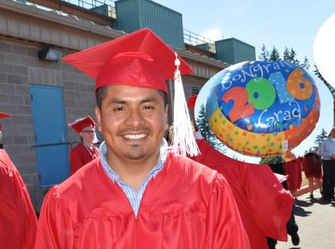 for websiteMateo's Graduation