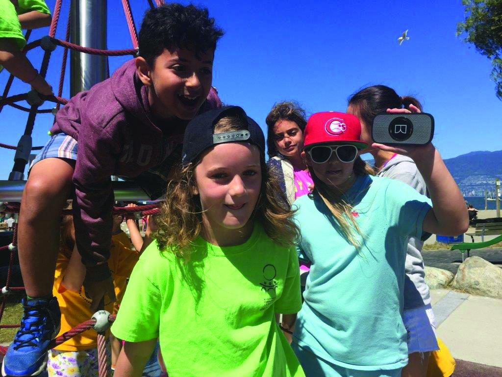Kitsilano Community Centre Summer Daycamp Programs