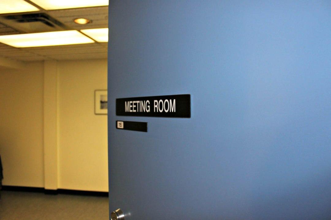 Kitsilano Community Centre Meeting Room