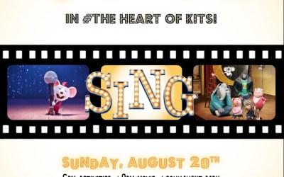 Movie Night-Sunday August 20