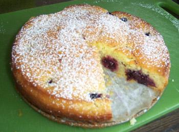 yoghurtblackberrycake