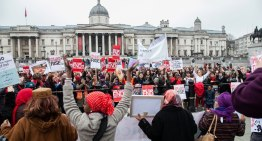 Million Women Rise 2014