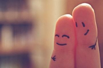 Friendly fingers