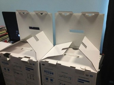 Scheming boxes