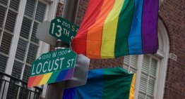 It's called a Gayborhood, an article by Khoa Sinclair