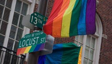 It's called a Gayborhood, an article by Khoa Sinclair