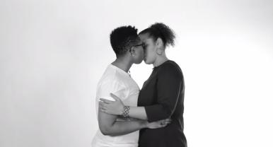 KitschMix - Project Q queer women kiss 01
